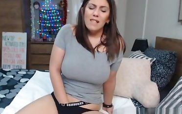 My Beautiful Friend Perform An Awesome Masturbation