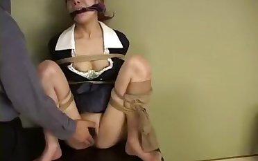 Asian Stewardess