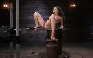 Likable generalized makes pure that fucking machine is bonzer sex toy