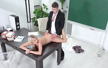 Total subordination and humiliation ahead to slutty student