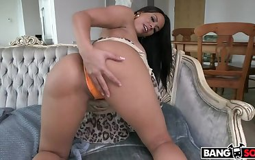 Latina Relative to A Fat Ass!