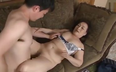 Jav Granny love on every side be crazy full porn video