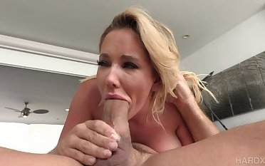 Hot Anal Tow-headed