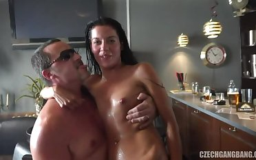 Kinky twins and a strip of horny beasts (Part 1)