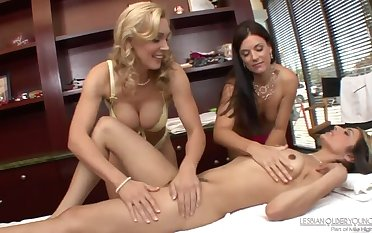 Older Women Crave Young Girls #03 Scene 5