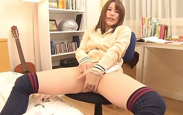 Best Japanese Model Riko Honda In Hottest Close-up, Hd Jav Movie