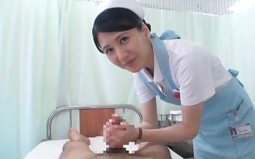 Japanese nurse Sakamoto Sumire uses her indiscretion to liaison pleasure
