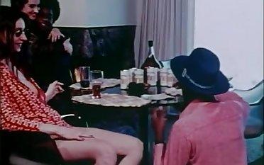 Black males shag white girls  (70s) Vintage