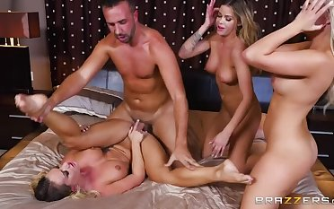 Our Horny Of a male effeminate Housemates