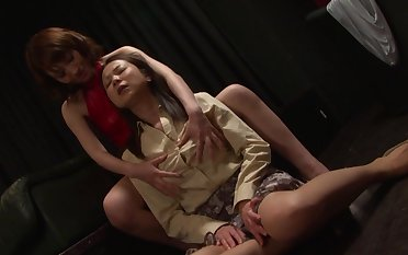 Japanese wife secret first time swingers club experience