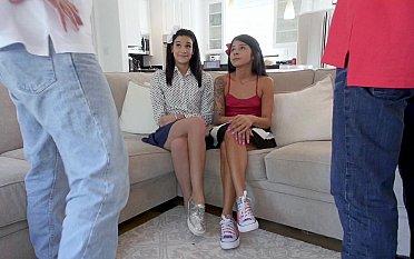 Money-making daughter duo