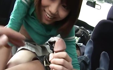 Shy Japanese Girl getting fucked