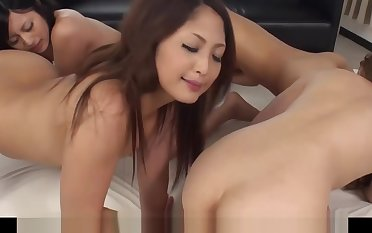 Exhausted butch compilation - unsurpassed japanese pussy