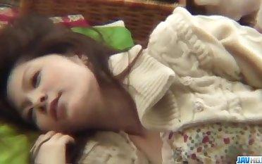 Rika Koizumi perky tits babe sucks  - More at 69avs.com