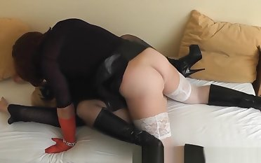 mistress fucked apart from t girls and crossdressers